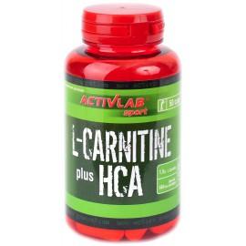 L-Carnitine plus HCA - 50 капсул