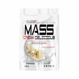 Mass Cream Delicious 1000 грамм - White Chocolate