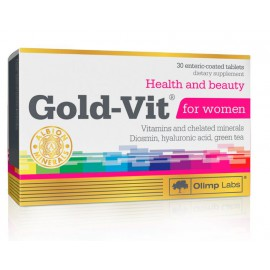 Gold-Vit for Women 30 таблеток
