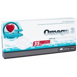 Omega 3 35% 60 капсул