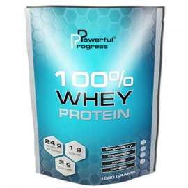 100% WHEY PROTEIN 1000 - strawberry