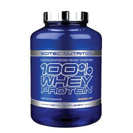 100% Whey Protein 2350 грамм - vanilla
