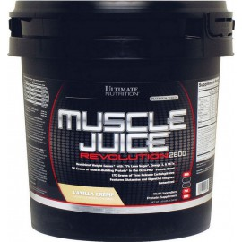 Muscle Juice 6 кг - vanilla