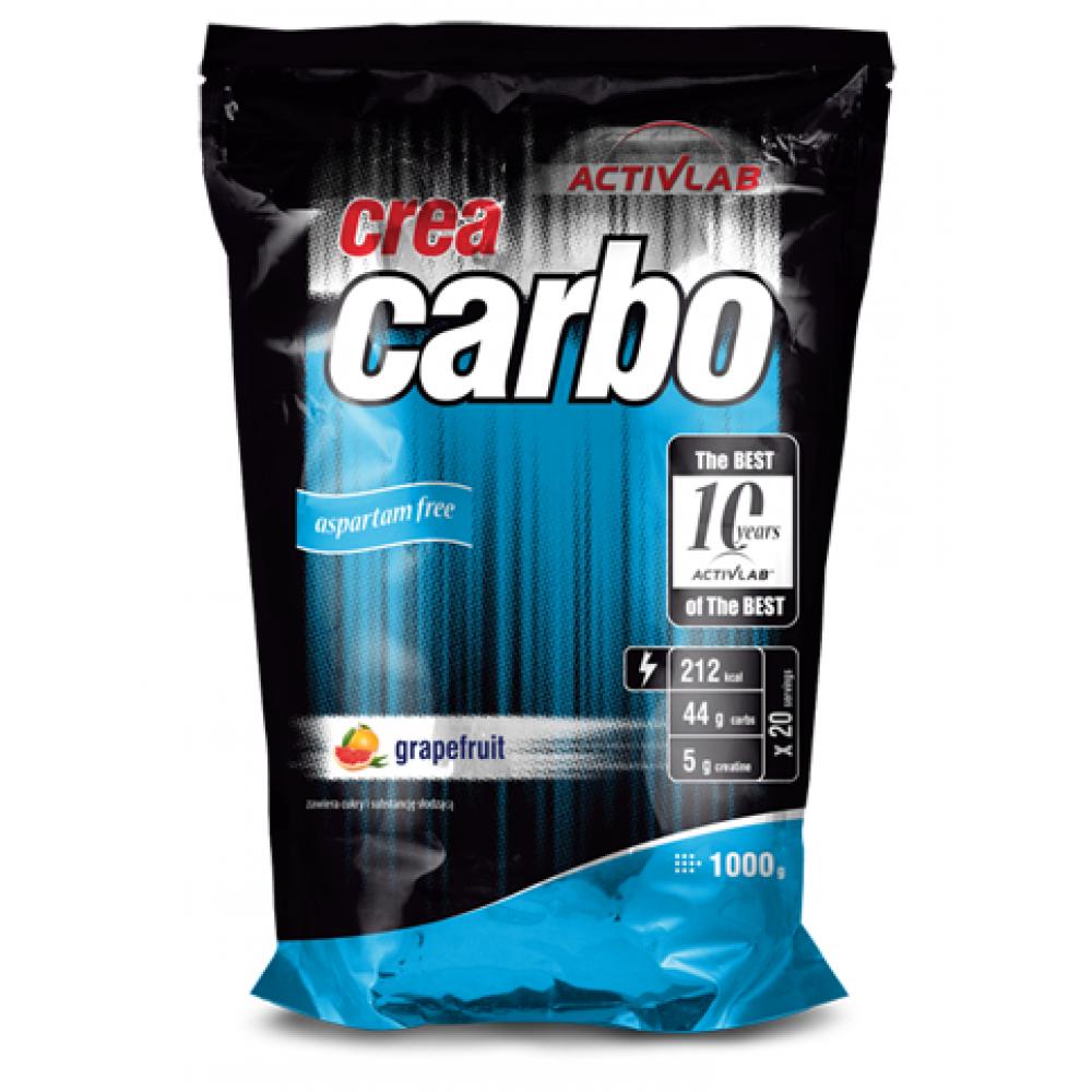Crea Carbo 1000 грамм - grapefruit