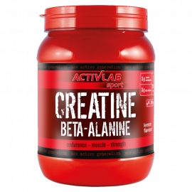 Creatine + Beta Alanine 300 грамм - orange