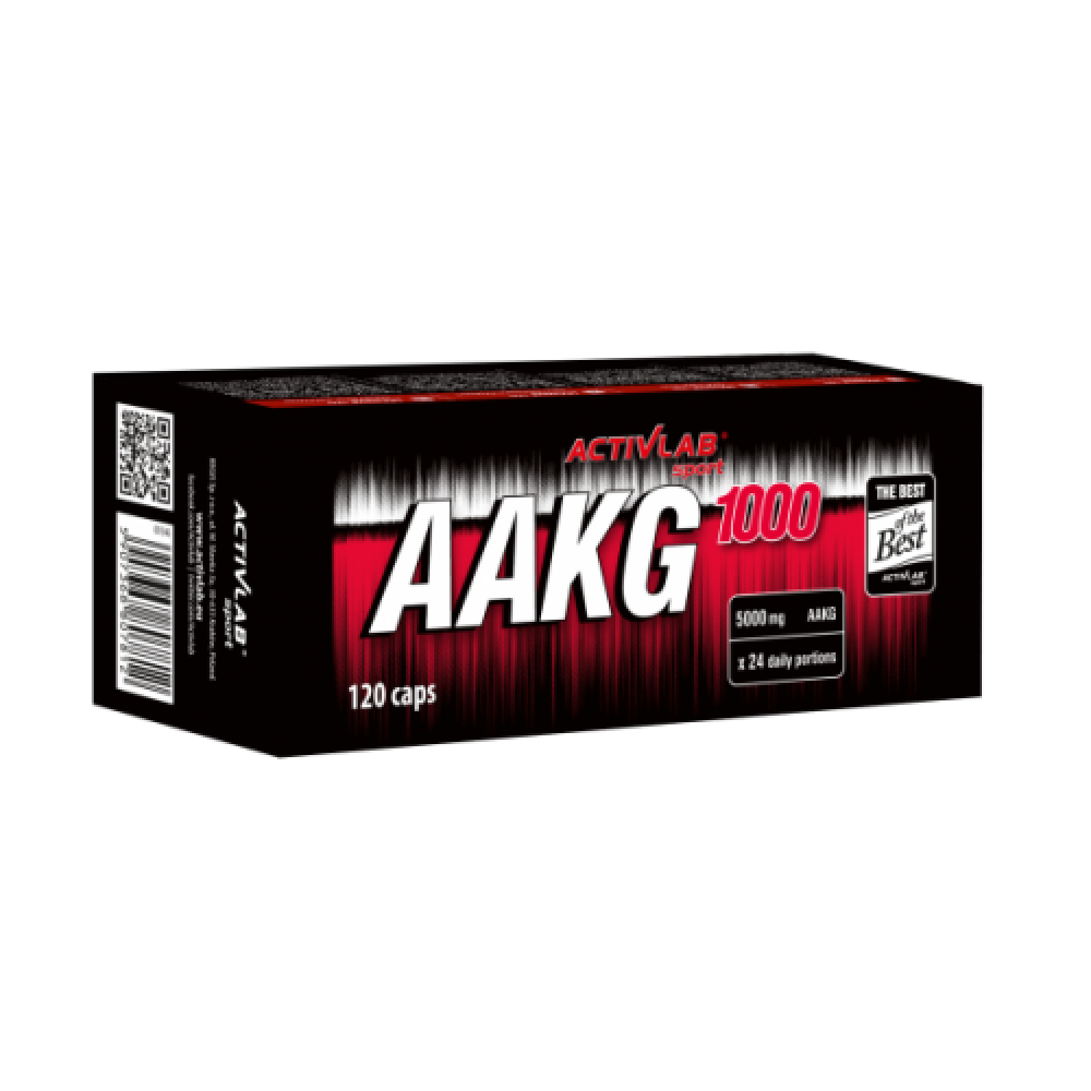 AAKG 1000 - 120 капсул