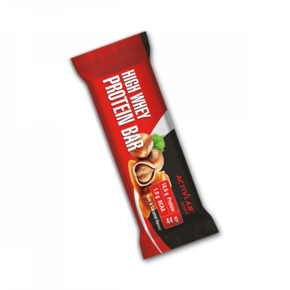 ActivLab High Whey Protein Bar - nut