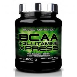 BCAA + Glutamine XPRESS 600 грамм - bubble gum