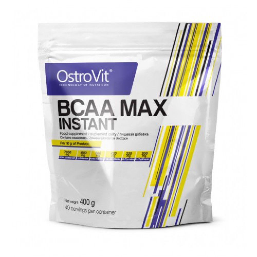 BCAA Max Instant 400 грамм - orange
