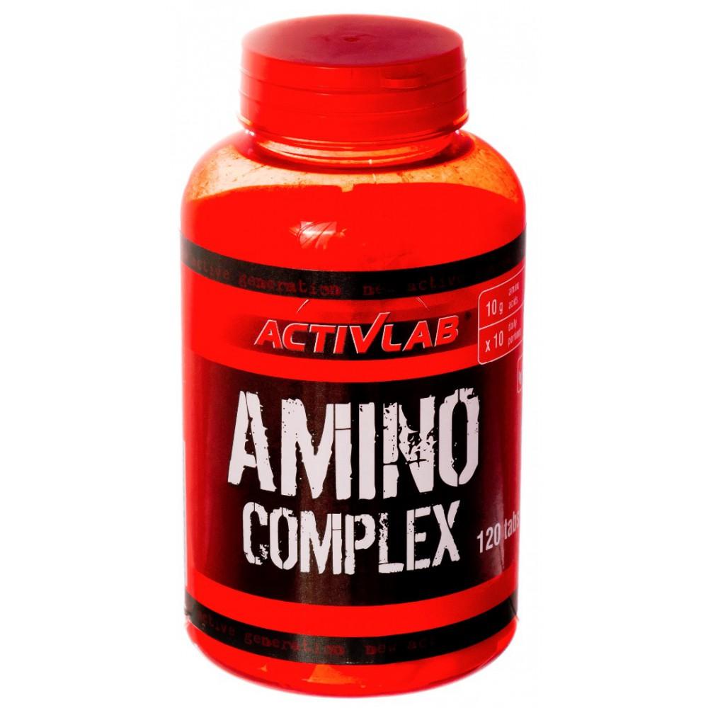 Amino Complex 120 таблеток