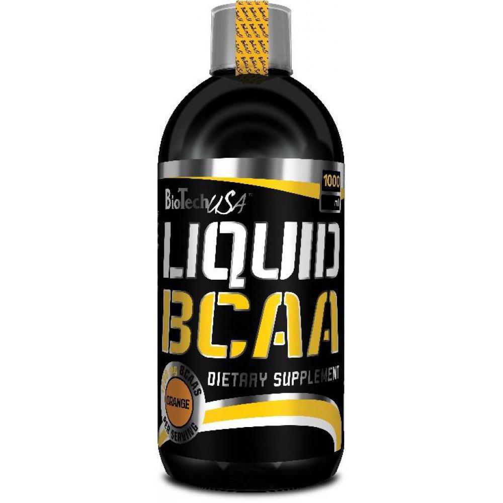 Liquid BCAA 1000 мл. - orange