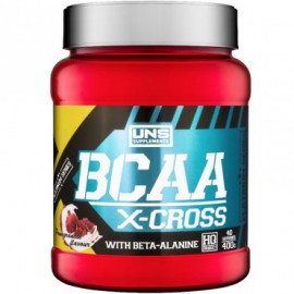 BCAA X - CROSS 400 грамм - Apple