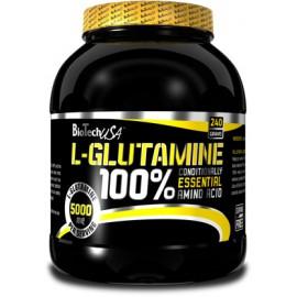 100% L-GLUTAMINE - 240 грамм