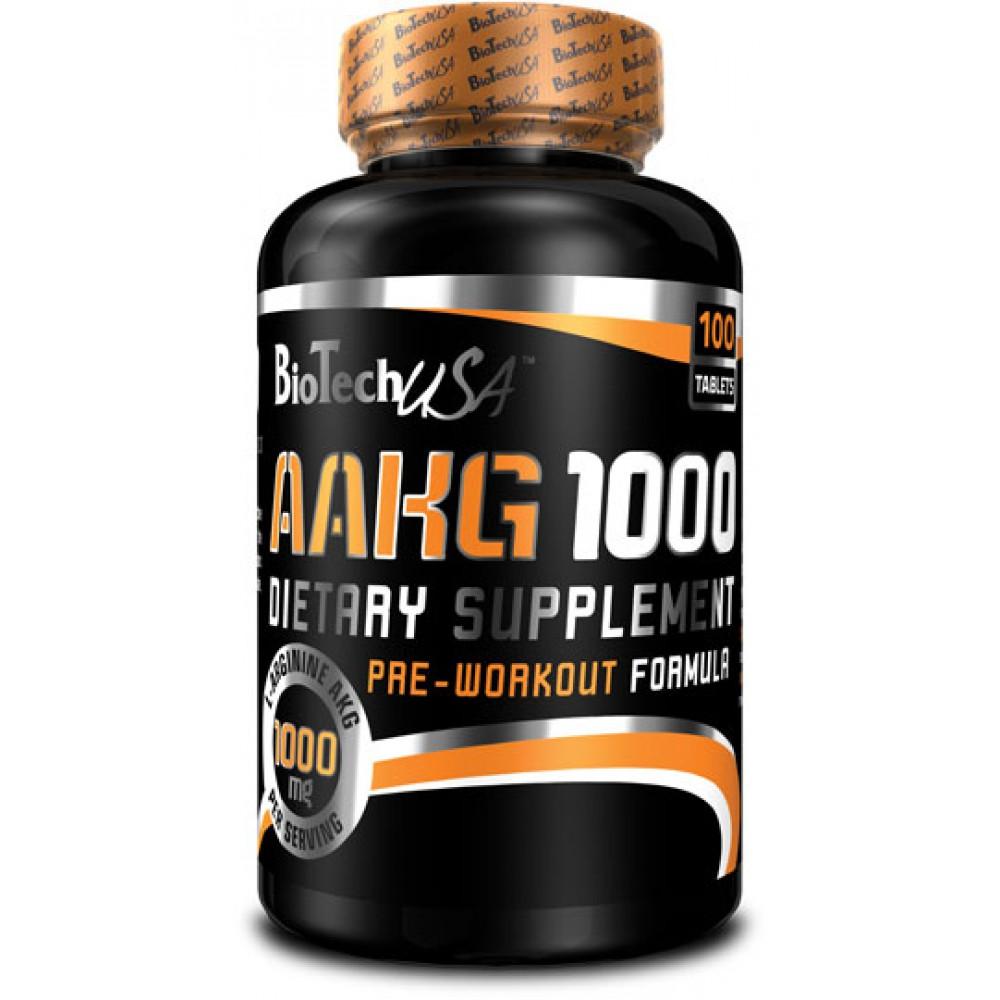 AAKG 1000 мг - 100 таблеток
