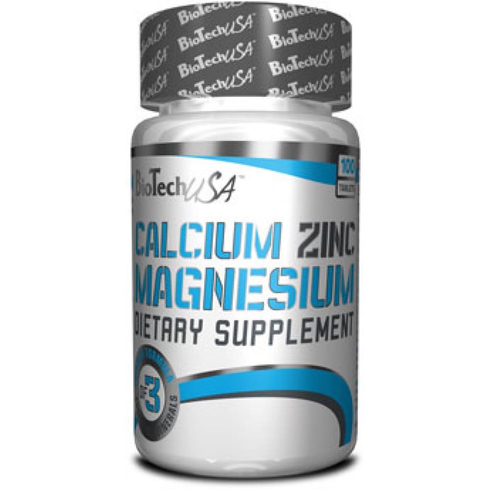CALCIUM ZINC MAGNEZIUM - 100 таблеток