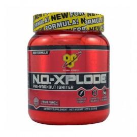 N.O.-Xplode 3.3. 0.55 кг - fruit punch
