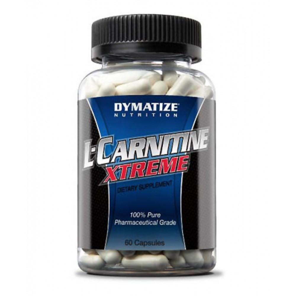 L-carnitine Xtreme 60 капс