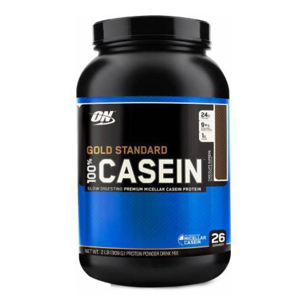 100% Casein Protein 909 г - vanilla
