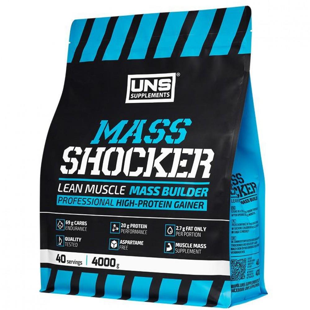 Mass Shocker 1000 грамм - Nut