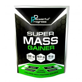 Super Mass Gainer 1000 грамм - vanilla