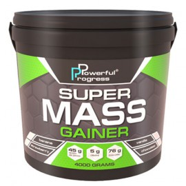Super Mass Gainer 4000 грамм - chocolate