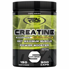 Creatine Monohydrate Caps 300 капсул