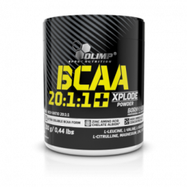 BCAA 20:1:1 Xplode 200 грамм - grapefruit