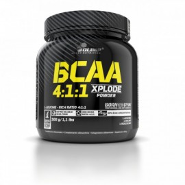 BCAA 4:1:1 Xplode 200 грамм - fruit punch