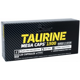 Taurine 1500 Mega Caps 120 капсул