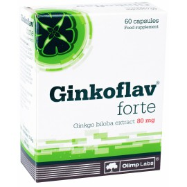 Ginkoflav Forte 60 капсул