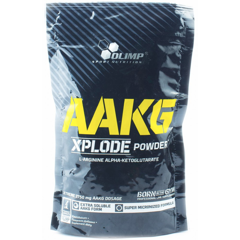 AAKG Xplode Powder 150 грамм - orange