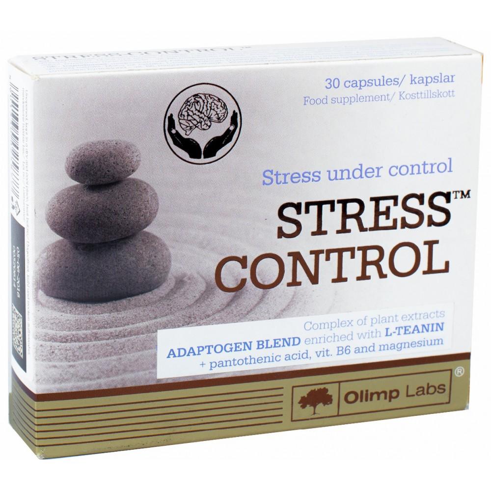 Stress Control 30 капсул
