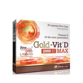 Gold Vit D 30 таблеток