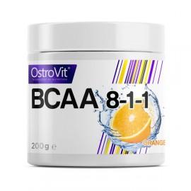 BCAA 8-1-1 200 грамм - orange