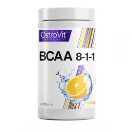BCAA 8-1-1 400 грамм - orange