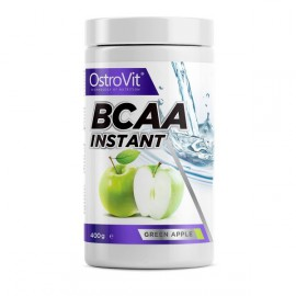 BCAA INSTANT 400 грамм - green apple