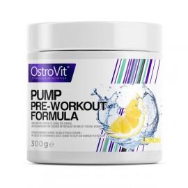 PUMP PRE-WORKOUT FORMULA 300 грамм - lemon