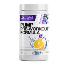 PUMP PRE-WORKOUT FORMULA 500 грамм - orange