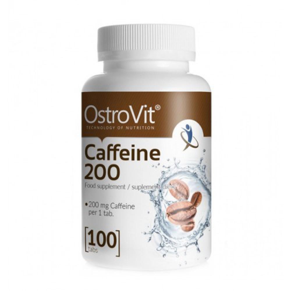 CAFFEINE 200 100 таблеток