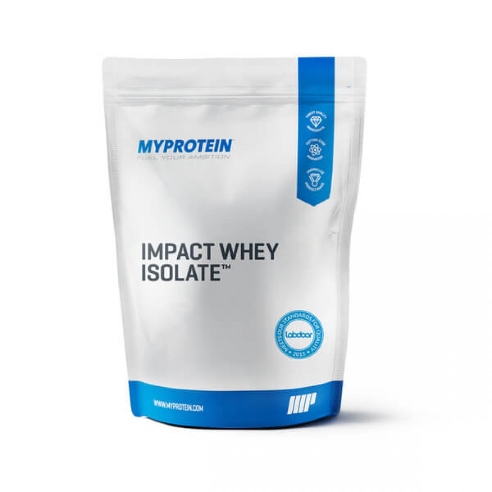 Impact Whey Isolate 1000 грамм - Chocolate Banana