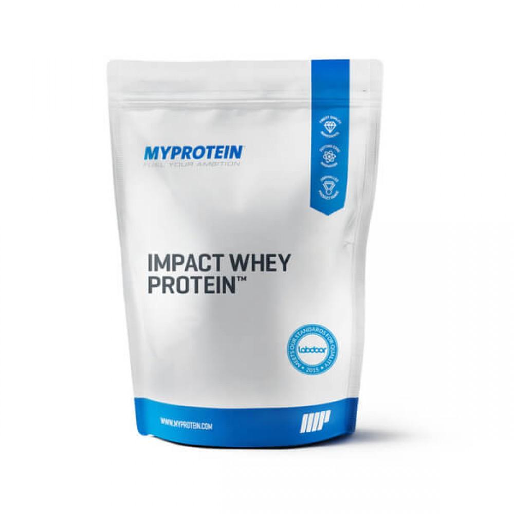 Impact Whey Protein 1000 грамм - Chocolate Nut