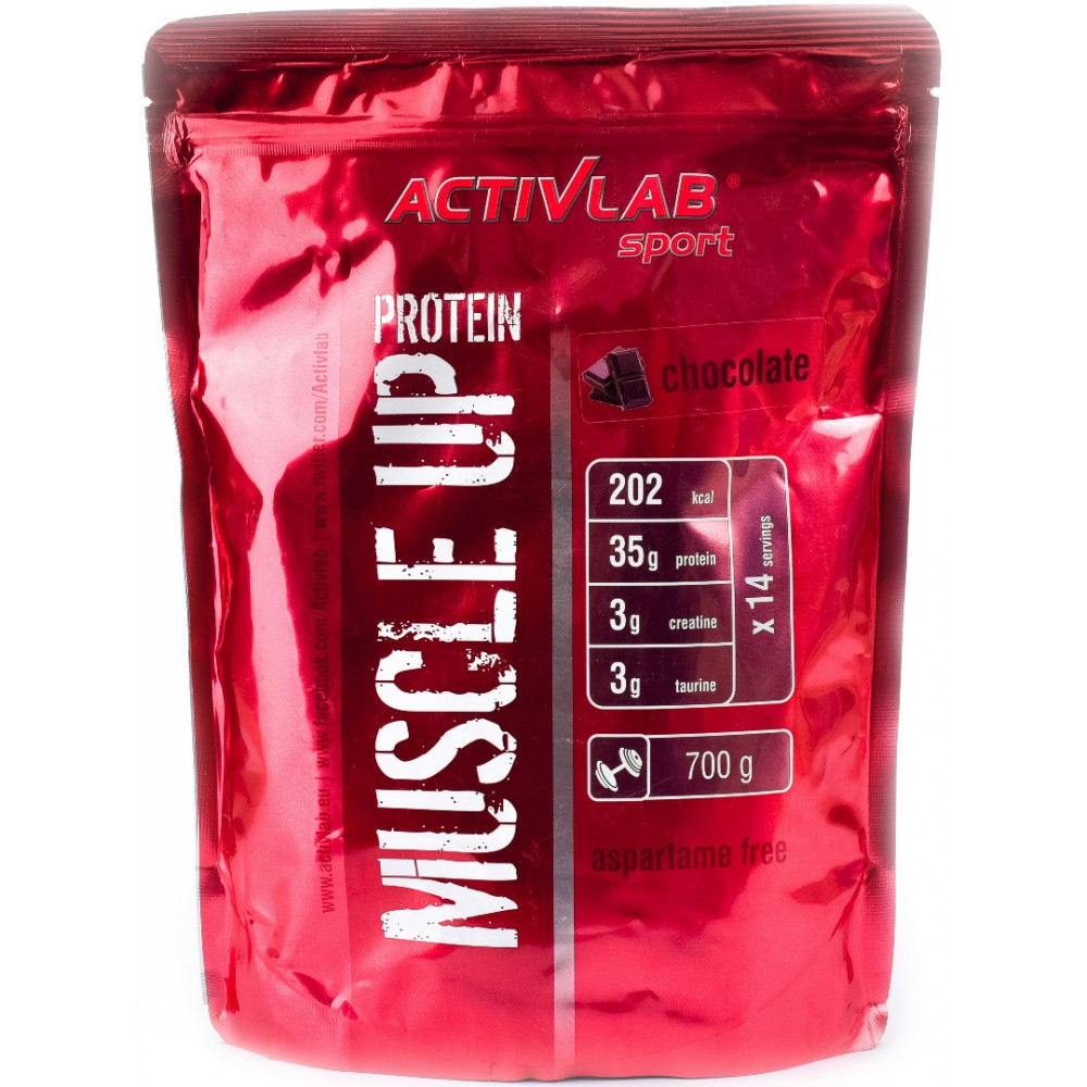 Muscle Up Protein 700 грамм - Coconut Vanilla