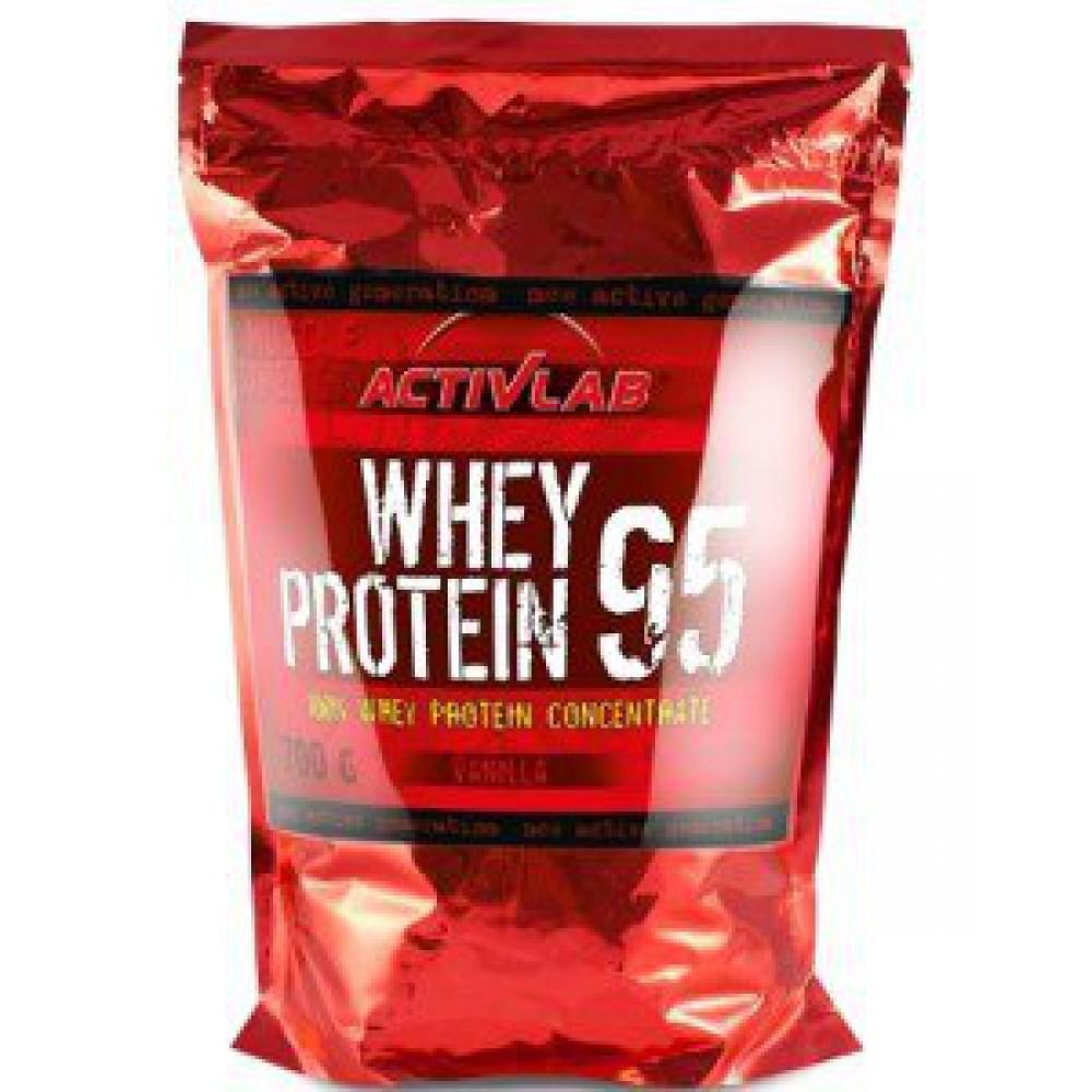 Whey Protein 95 700 грамм - chocolate