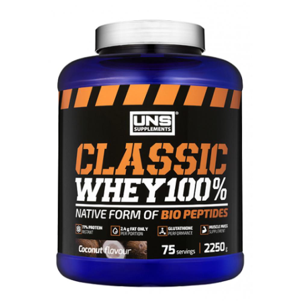 Classic Whey 100% 2250 грамм - Toffi