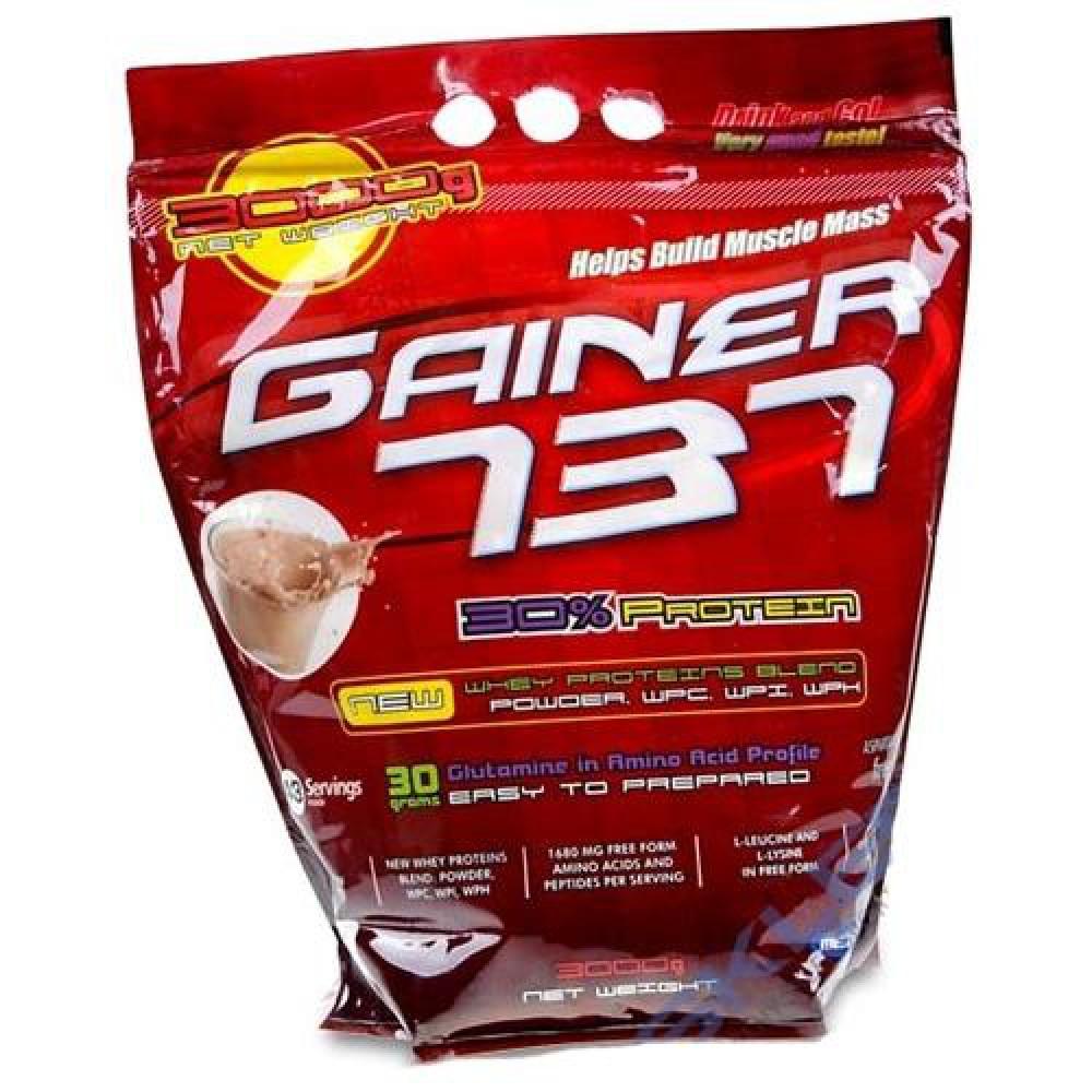 GAINER 737 (30% protein) 3000 грамм - Cookie
