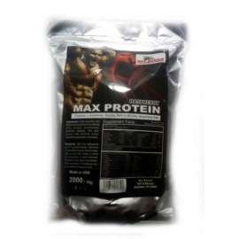 Max Protein ( 73% protein) 2000 грамм - caramel