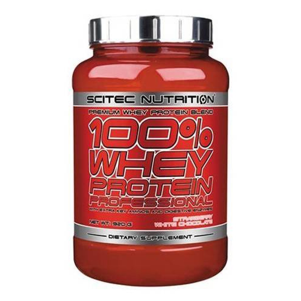 100 % Whey Protein Professional 920 грамм - cappucino