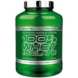 100 % Whey Isolate 2000 грамм - chocolate
