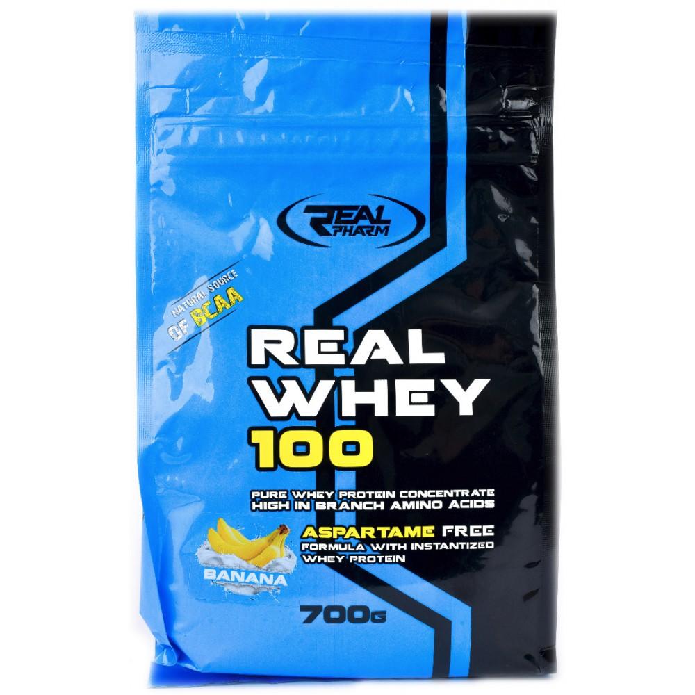 Real Whey 100 700 грамм - vanilla almond