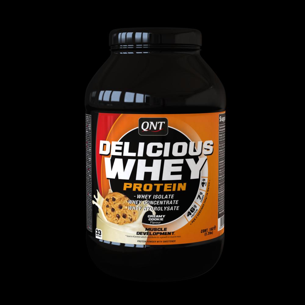 Delicious Whey Protein 1000 грамм - Vanilla